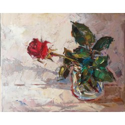 """JUST A ROSE """"Solo una rosa""""..."""