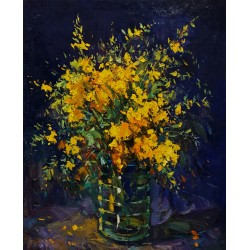"""BLUE AND YELLOW-2 """"Azul y..."""