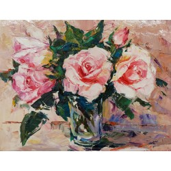 """ROSES"" Rosas(flores rosas)"