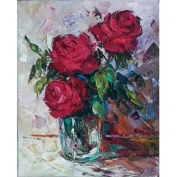 """CARMIN ROSES"" Rosas carmin..."